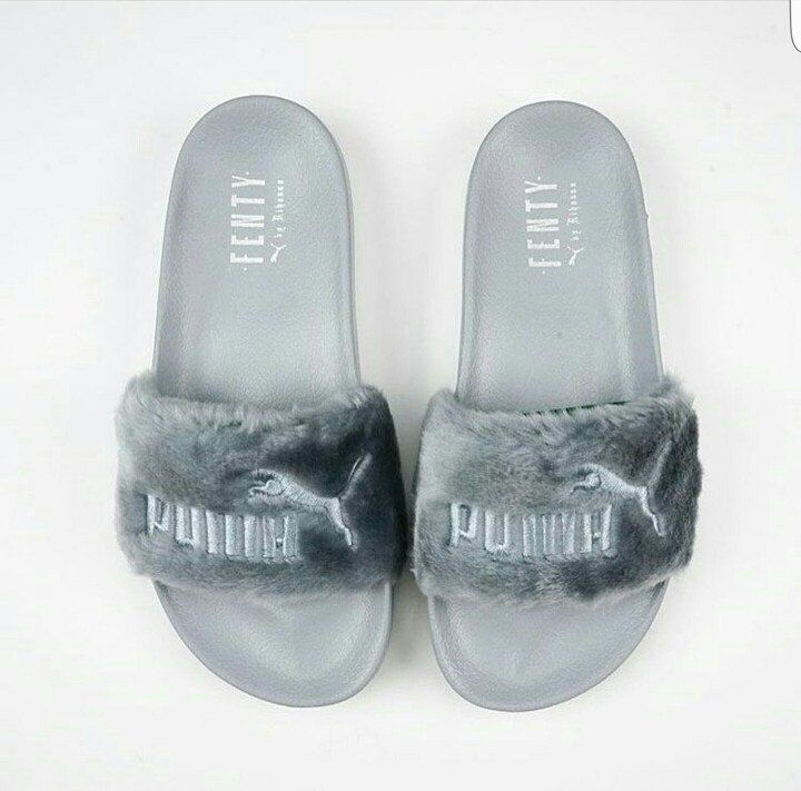 puma slippers fenty
